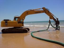 Defesa Costeira - Recurso a Geotubos