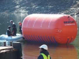 Trabalhos Subaquáticos de apoio à construção de Pontes