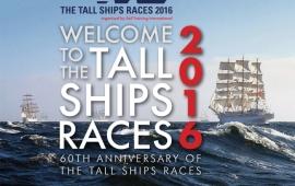 Underwater patrocina Estação Náutica Baía do Seixal no evento Tall Ships Race 2016.