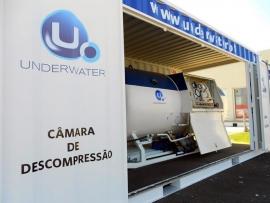 Unidade Móvel Hiperbárica Underwater