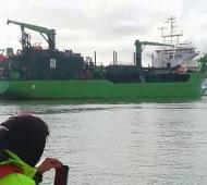 Trabalhos Portuários